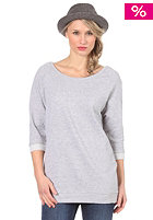BENCH Fernandez Sweatshirt medium grey marl BLE 2969