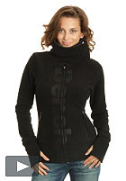BENCH Finish First Fleece Jacket black BLE 989