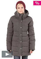 BENCH Flurrie Jacket anthracite marl