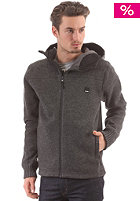 BENCH Frunk Knit Jacket dark grey marl