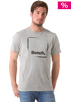 BENCH Fullstop S/S T-Shirt grey marl