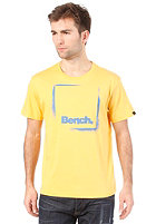 BENCH Fullstop S/S T-Shirt yolk yellow