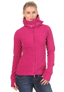 BENCH Funnel Neck E Fleece festival fuchsia BLE 021E