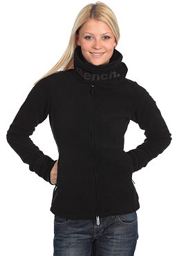 BENCH Funnel Neck Fleece black
