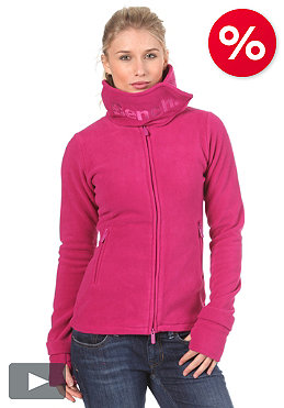 BENCH Funnel Neck Fleece festival fuchsia