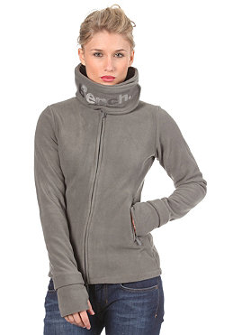 BENCH Funnel Neck Fleece smoked pearl BLE 021