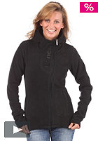BENCH Hayley Hooded Zip Fleece black BLE 2892