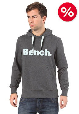 BENCH Helmut Hooded Sweat anthracite marl