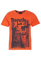 BENCH Intercity S/S T-Shirt mandarin red