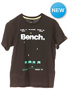 BENCH Invader S/S T-Shirt black