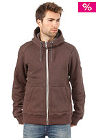 BENCH Karloff Hooded Zip seal brown