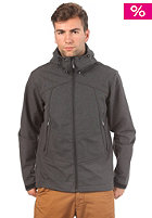 BENCH Kettering Jacket dark grey marl