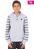 BENCH Kids Altar Hooded Sweat mid grey marl
