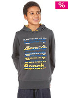 BENCH Kids Altitude Hooded Sweat charcoal