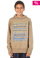 BENCH Kids Altitude Hooded Sweat lead grey