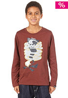 BENCH Kids Announce Longsleeve rum raisin