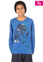 BENCH Kids Are Longsleeve blue