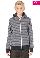 BENCH Kids Arm Hooded Sweat total eclipse