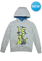 BENCH Kids Ceremony Hooded Sweat grey marl