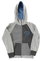 BENCH Kids Filatinus Hooded Jacket grey marl