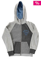 Kids Filatinus Hooded Jacket grey marl
