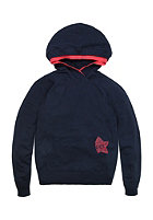 BENCH Kids Finesong Hooded Sweat total eclipse