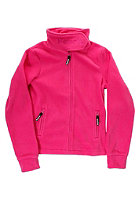 BENCH Kids Funnel Neck Sweatjacket raspberry rose