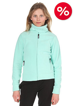 BENCH Kids Funnel Neck Zip Fleece ocean wave