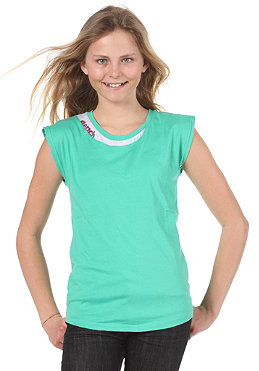 BENCH KIDS/ Girls Carton S/S T-Shirt gumdrop green BGGK 314