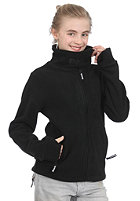 BENCH KIDS/ Girls Core Funnel Neck Zip Fleece black BGEK 153B