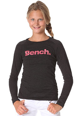 BENCH KIDS/ Girls Deck Moon L/S T-Shirt black BGGK 310