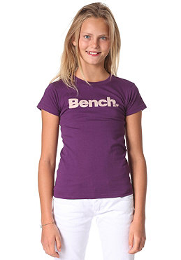 BENCH KIDS/ Girls Deck S/S T-Shirt purple BGGK 216