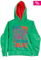 Kids Jaddis Hooded Sweat fren green
