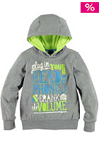 Kids Jaddis Hooded Sweat stormcloud marl