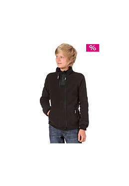 BENCH Kids Litter Zip Fleece Sweat black/legion