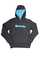 BENCH Kids Loopjump Hooded Sweat jet black