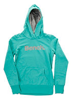 BENCH Kids Miniyohster Hooded Sweat aqua green