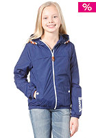 BENCH Kids Retro Cag Jacket blue depths