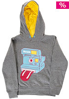 BENCH Kids Sandarnia Hooded Sweat stormcloud marl