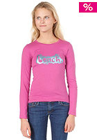 BENCH Kids Scribble Longsleeve purple orchid
