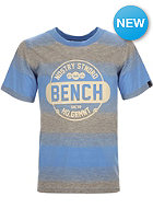 BENCH Kids Skate B S/S T-Shirt azure blue