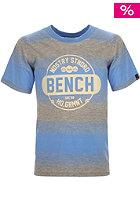 BENCH Kids Skate B S/S T-Shirt azure blue