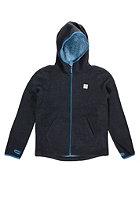 BENCH Kids Tucknee Knit Hooded Zip Sweat midnight navy