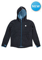 BENCH Kids Tucknee Knit Hooded Zip Sweat midnight navy