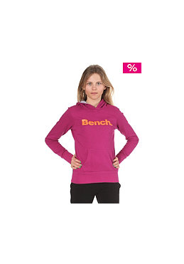 BENCH Kids Yo Yo Hooded Sweat festival fuchsia