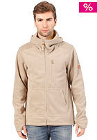 BENCH Leshawn Hooded Zipper timber wolf