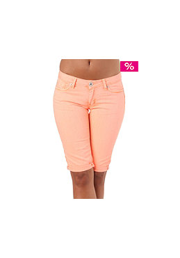 BENCH Lesly Shorts mid worn orange