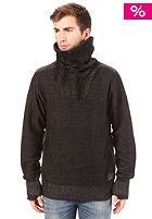 BENCH Levy Woolsweat black