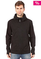 BENCH Longshot Hooded Zipper black
