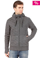 BENCH Lynchmob Woolsweat dark grey marl
